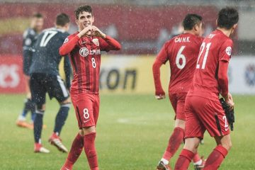 Shanghai SIPG vs. Chongqing Lifan
