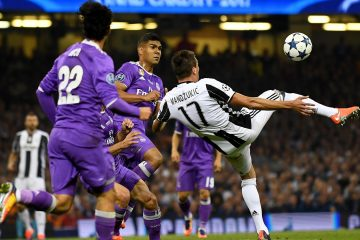 Juventus – Real Madrid Champions League
