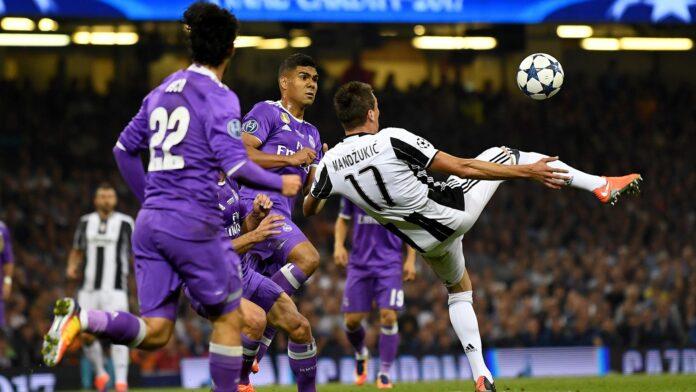 Juventus – Real Madrid Champions League