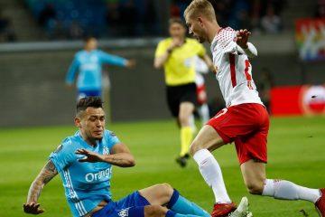 Olympique Marseille - RB Leipzig Europa League