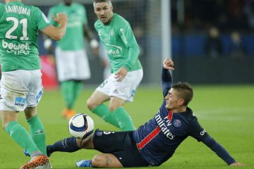Saint Etienne - PSG Betting Tips