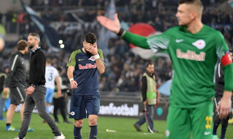 Salzburg - Lazio Europa League