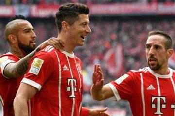 Sevilla – Bayern Munchen Champions League