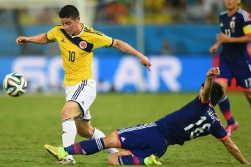 Colombia - Japan World Cup Tips