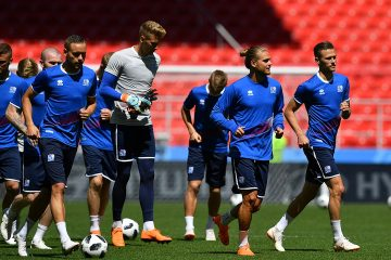 World Cup Tips Nigeria - Iceland