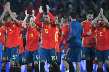Spain - Russia World Cup Tips Spain - Russia