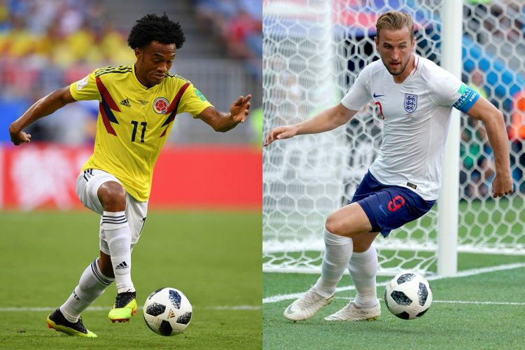World Cup Tips Colombia - England