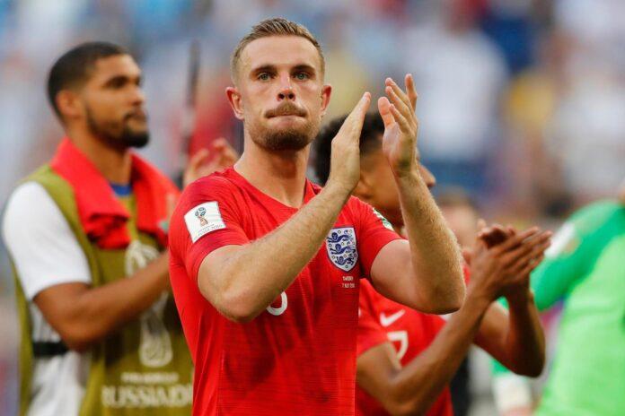 Croatia vs England World Cup Semi Final