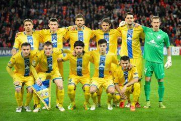 Champions League BATE vs PSV