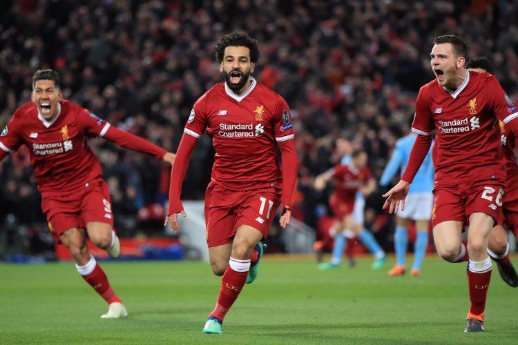 Premier League Crystal Palace vs Liverpool