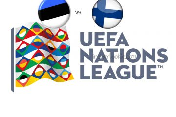 UEFA Nations League Estonia vs Finland