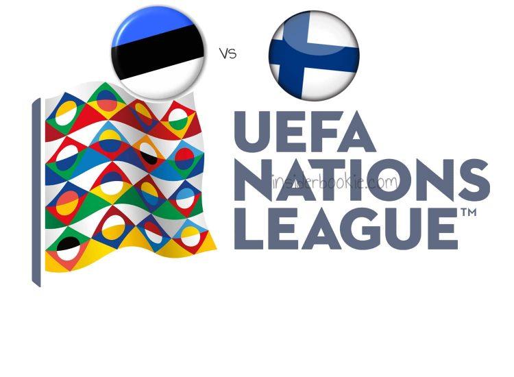 UEFA Nations League Estonia vs Finland