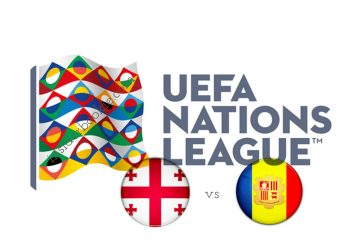 UEFA Nations League Georgia vs Andorra