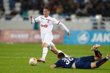 Champions League Lokomotiv Moscow vs Schalke 04