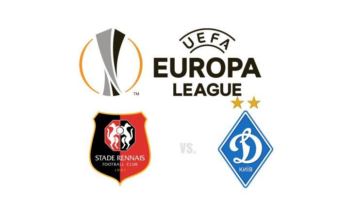 UEFA Europa League Rennes v Dynamo Kiev