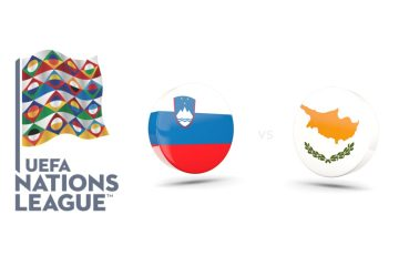 UEFA Nations League Slovenia vs Cyprus