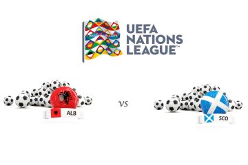 Albania vs Scotland UEFA Nations League