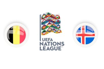 Belgium vs Iceland UEFA Nations League