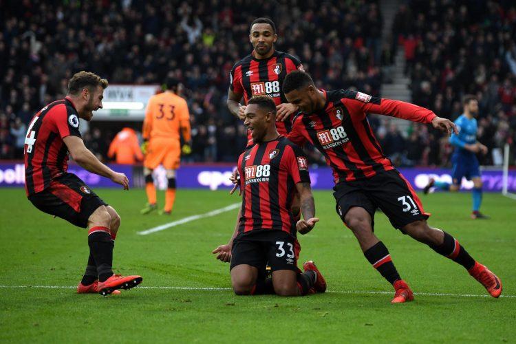Bournemouth vs Arsenal Premier League