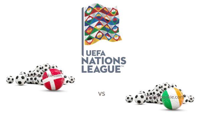Denmark vs Ireland UEFA Nations League