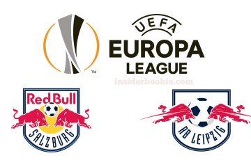 FC Salzburg vs Leipzig Europa League