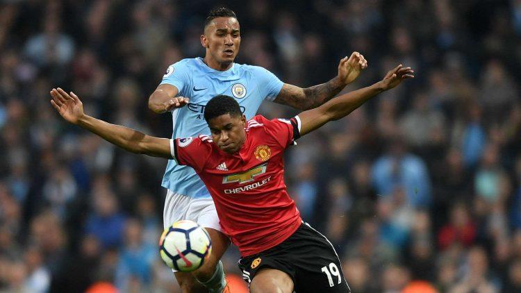 Manchester City vs Manchester United Premier League