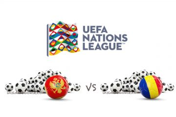 Montenegro vs Romania UEFA Nations League