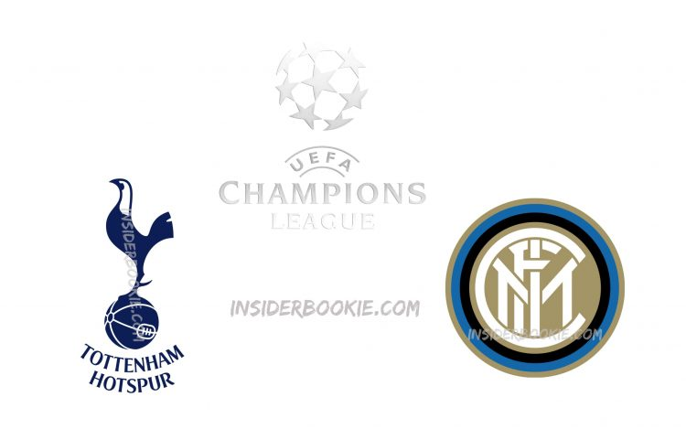 Tottenham vs Inter Milan Champions League