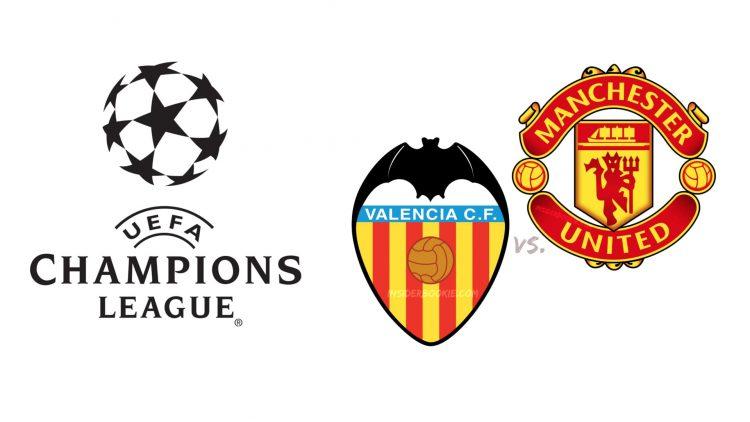 Valencia vs Manchester United Champions League
