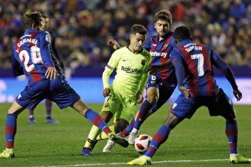 FC Barcelona vs Levante Betting Tips