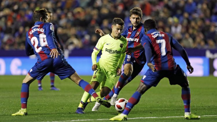 FC Barcelona vs Levante Betting Tips