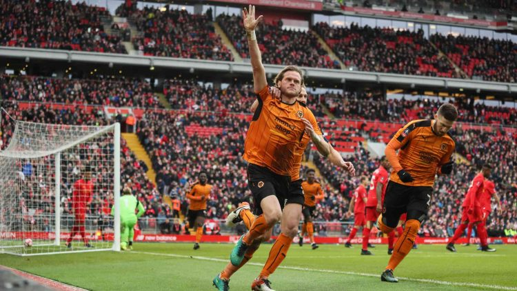 Wolverhampton vs Liverpool Football Tips