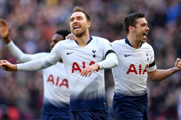 Burnley vs Tottenham Football Tips