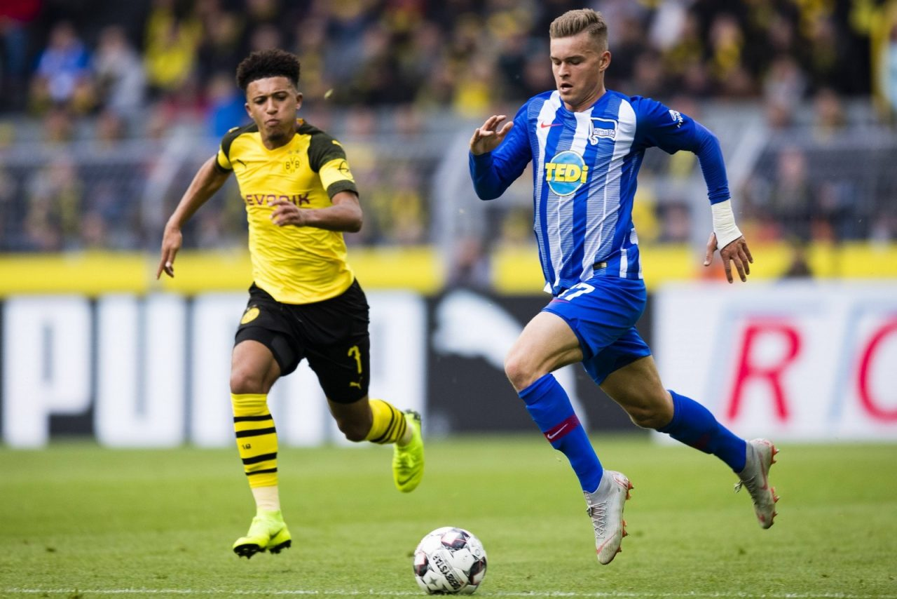 Hertha Vs Dortmund