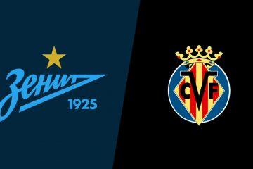 Zenit St. Petersburg vs Villarreal Betting Tips
