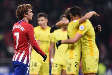 Atletico Madrid vs. Girona Betting Tips