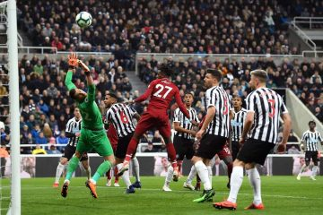 Liverpool vs Newcastle Free Betting Tips