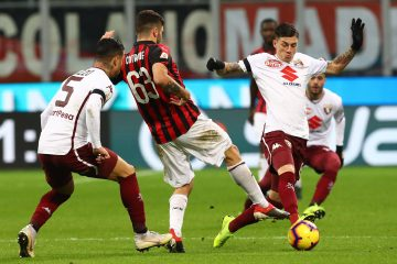 Torino vs AC Milan Free Betting Tips and Odds
