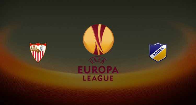 Sevilla vs APOEL Nicosia Free Soccer Betting Tips and Odds