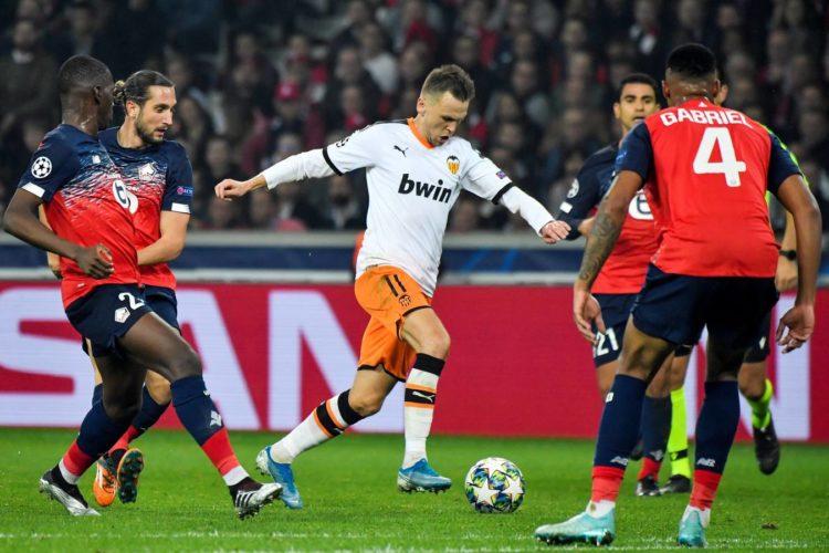 Valencia vs Lille Free Soccer Betting Tips