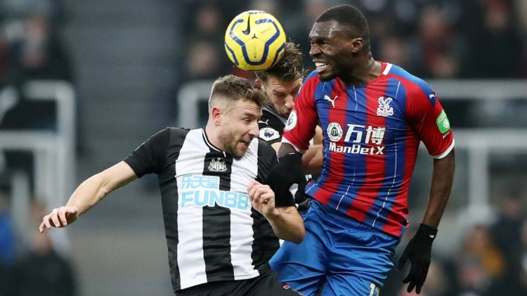 Crystal Palace vs Newcastle Free Betting Tips