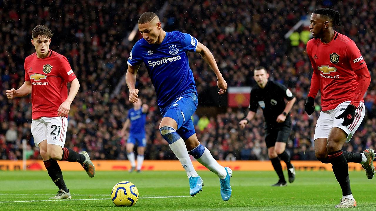 Everton vs Manchester United Free Betting Tips - SOCCER ...