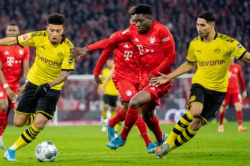 Borussia Dortmund vs FC Bayern Munich Free Betting Tips