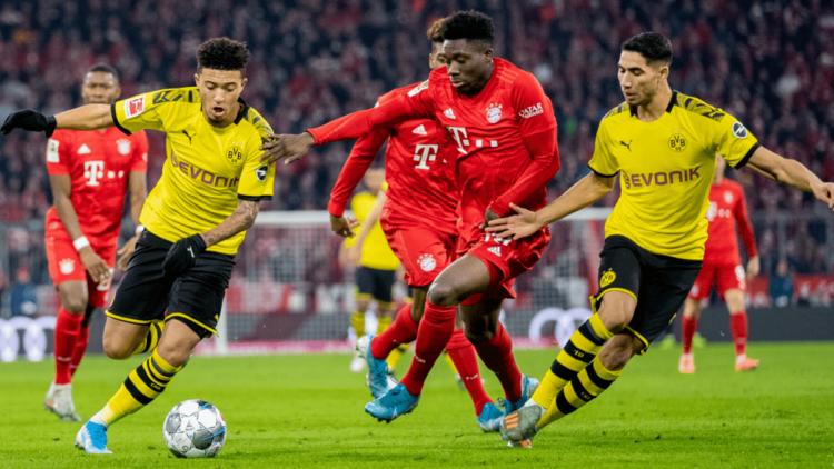 Fc Bayern Vs BoruГџia Dortmund