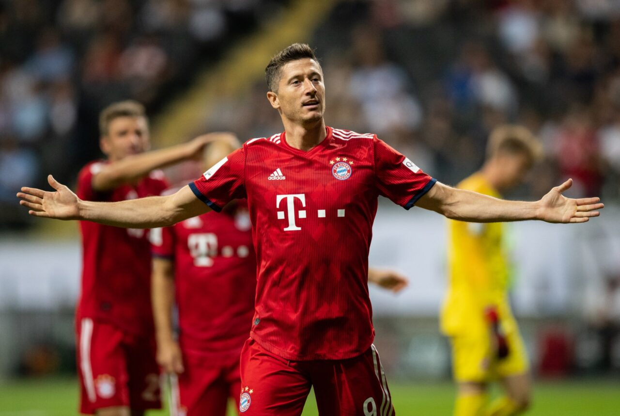 Fc Bayern Vs