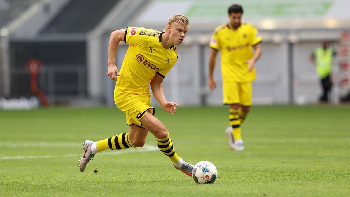 Borussia Dortmund vs 1. FSV Mainz 05