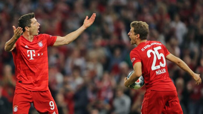 Bundesliga betting tips and odds (matchday 32)