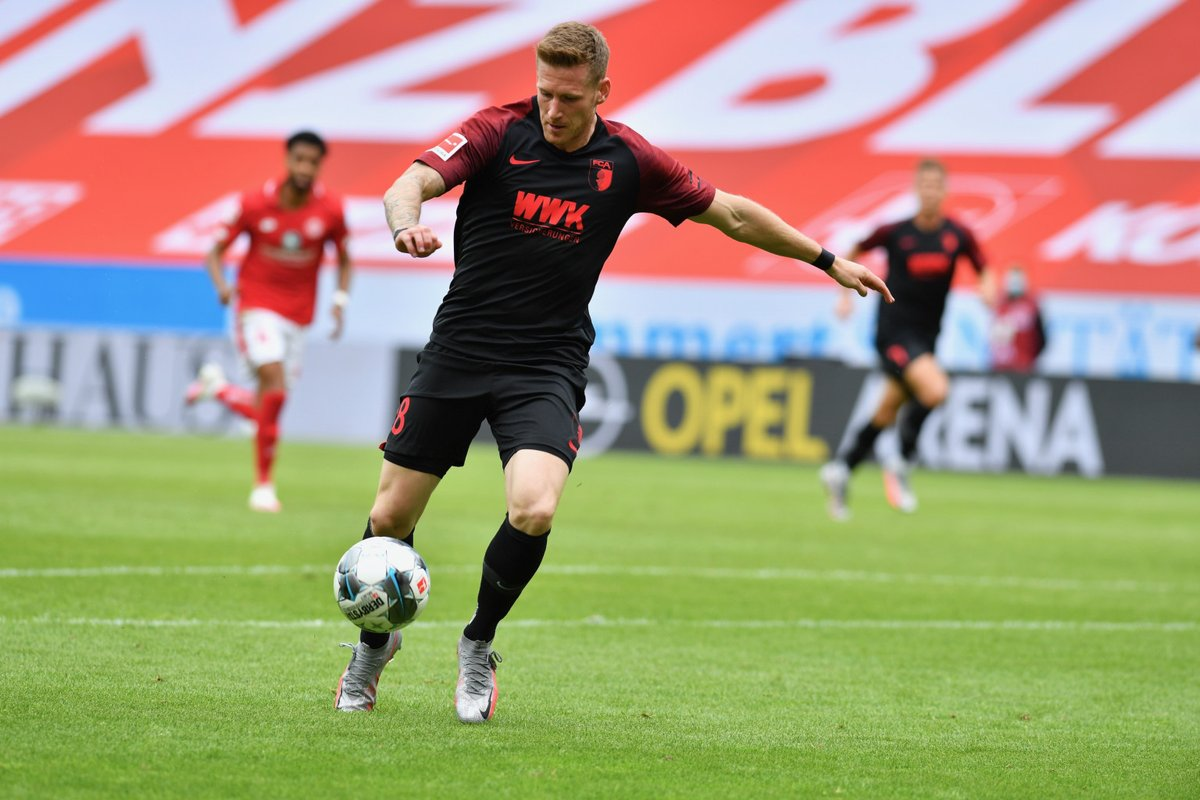 Fortuna Dusseldorf vs FC Augsburg