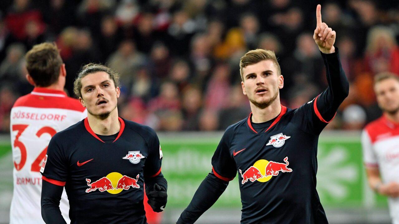 RB Leipzig vs Fortuna Dusseldorf