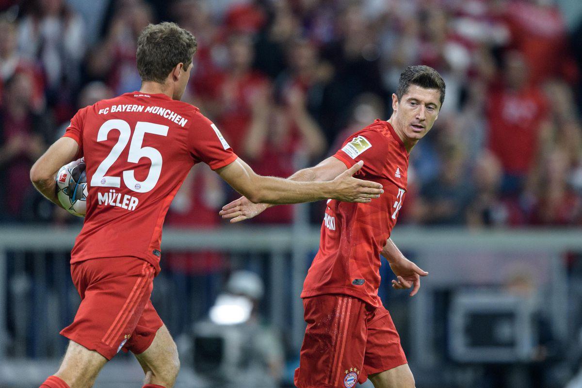 SV Werder Bremen vs FC Bayern Munich